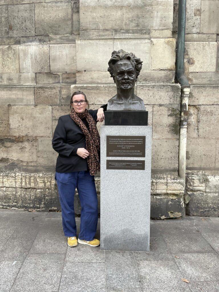 Place August Strindberg